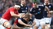 Scotland and Wales both sit on two points