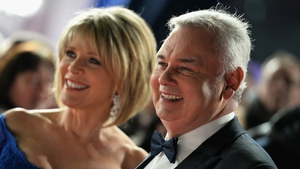 Eamonn Holmes and wife Ruth Langsford at the National Television Awards in London last month