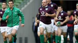Ireland host France, kick-off 4.50pm