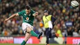 RBS 6 Nations: Is Ronan O'Gara proud of Johnny Sexton?
