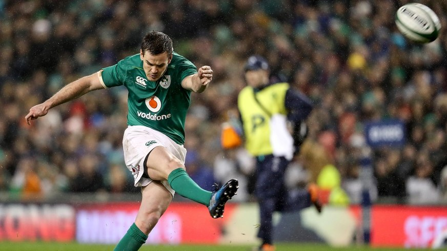 Is Ronan O'Gara proud of Johnny Sexton?