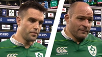 RBS 6 Nations: Man of the Match and Captain interviews