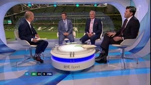 The RTÉ panel discuss Ireland's clash with Wales, which takes place in two weeks time