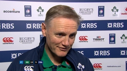 RBS 6 Nations: Schmidt - 'Johnny controlled the game well'