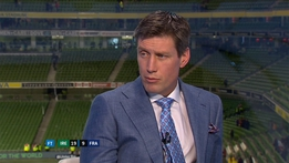 RBS 6 Nations: O'Gara - 'Zero tries is a good day'
