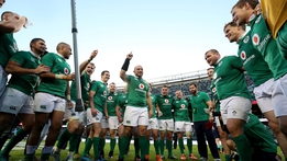Irish Rugby: Four Days in November