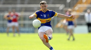 Kevin O'Halloran struck a goal at the death for Tipp