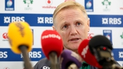 Joe Schmidt: 'It was really hard to control the ball.'