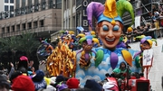 28 onlookers injured at Mardi Gras parade in New Orleans after a truck ploughed into the crowd