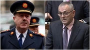 Former garda commissioner  Martin Callinan and TD John McGuinness
