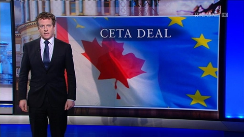The Politics of CETA