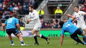 Elliot Daly returns to the England squad for their clash with France