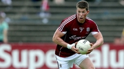 Gareth Bradshaw hit 1-02 for Galway