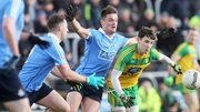 It's a second draw on the spin for Dublin