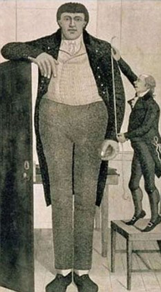 Giants and Gigantism in Irish History