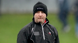 Colin Kelly was appointed Louth manager in October 2014