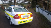 Gardaí were called to the house shortly after 5pm yesterday evening