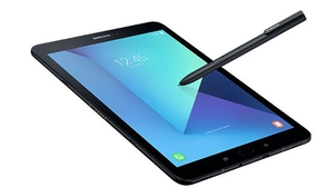 The Galaxy Tab S3 is vying to take on the iPad Pro
