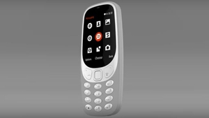 The new 3310 is an update on the much loved original launched in 2000
