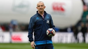 Conor O'Shea explained that the tactic that infuriated England almost didn't happen