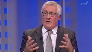 Pat Spillane disagrees vehemently with the 78% of those at Congress that gave Motion 5 the green light