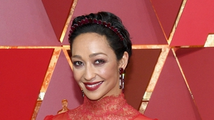The girl that we all want to see when it comes to Oscars 2017 is our own Ruth Negga, nominated for Best Actress for her role in Loving and she looked beautiful in Valentino.