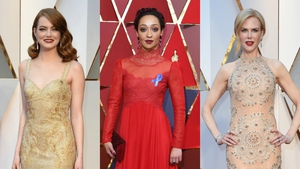 It's fashion's most exciting night of the year! The Oscars 2017 red carpet is filled with celebrities in Oscar fashion, designer gear, red carpet dresses and more for the 89th Academy Awards. Check out the pics!