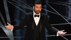 Jimmy Kimmel returning to host next year's Oscars