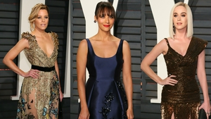 Oscars 2017: Vanity Fair Party Fashion