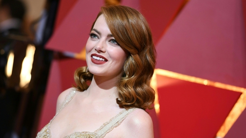 Oscar Winner Emma Stone slayed in Givenchy