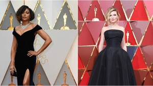 The Oscars are THE red carpet fashion event of the year and we couldn't wait to see who wore what so we stayed up all night to get the pics to share with you. See what you think - enjoy!