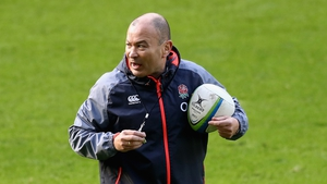 Eddie Jones continues to complain about Italy's tactics