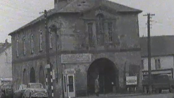 Mountrath Market House (1962)