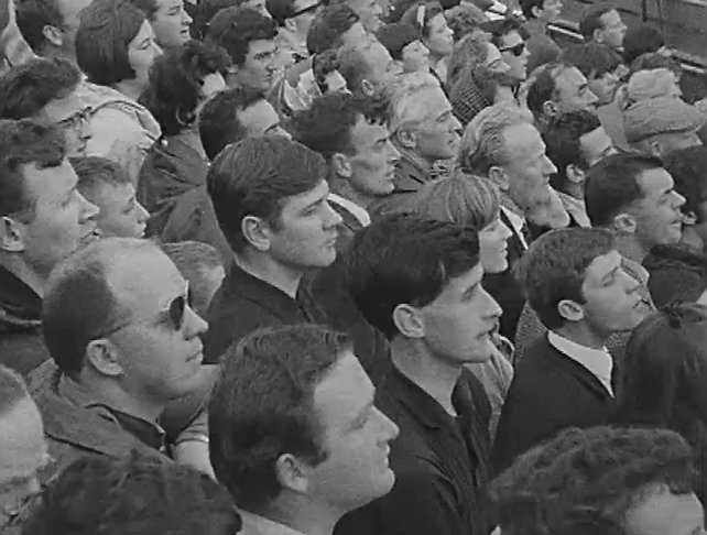Spectators at the Dunboyne Circuit (1967)