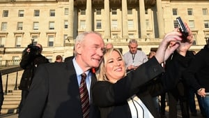 As McGuinness left the political stage earlier this year, it was time for new leadership. Michelle O'Neill was named as the new leader of Sinn Féin in Northern Ireland