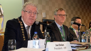 Joe Dolan, the president of the IHF, said the industry is on target to create a further 40,000 jobs by 2021