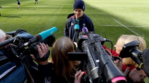 RBS 6 Nations: 'Silly' Sexton reflects on injury lessons learned