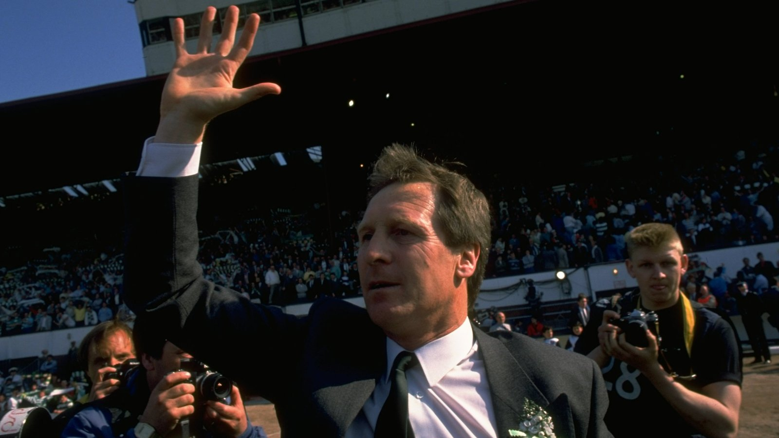 Rodgers hails 'true Celtic icon' Billy McNeill