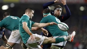 Conor Murray expects a big test against Italy