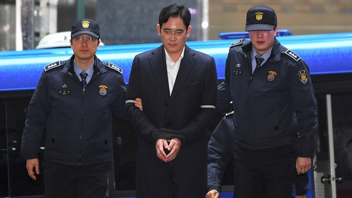 Samsung's Jay Y Lee is facing bribery, embezzlement and other charges