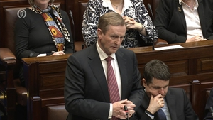 Enda Kenny said he did not have details on the criminal investigation into the case