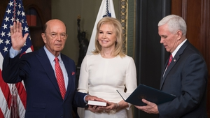 Wilbur Ross will be President Trump's top official on trade matters