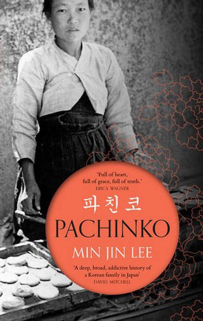"""Pachinko"" by Min Jin Lee"