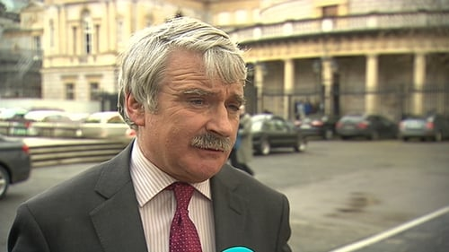 Willie O'Dea is among a number of TDs who have voiced unhappiness at new ministerial appointments