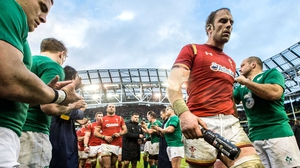 Wales and Ireland drew last season's encounter
