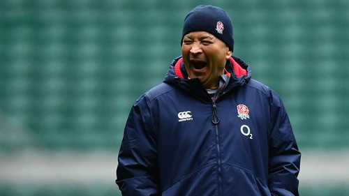 Eddie Jones: 'Bruce Craig sounds like the Donald Trump of rugby. He has the same hairstyle.'