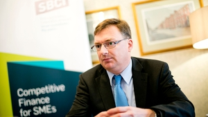 SBCI's chief executive Nick Ashmore said the lender's focus remains squarely on powering SME growth