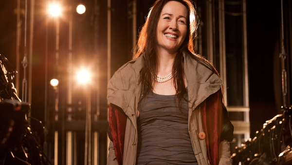 Irish playwright Marina Carr