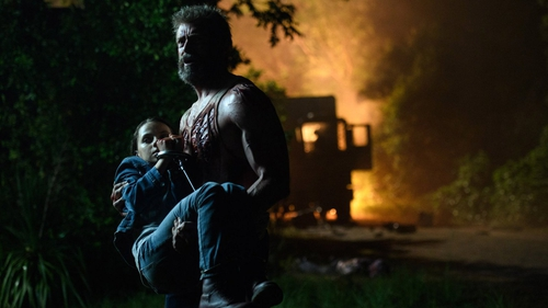Logan has been a hit with critics, and is out in Irish cinema's now