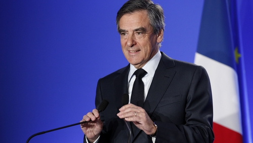 Francois Fillon is mired in a scandal over public money he paid his wife to be his parliamentary assistant